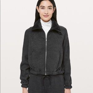 *host pick* Lululemon Plush Times Jacket - Size 6